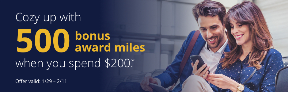 2018 Valentines Day Shopping Portal Bonus - United MileagePlus