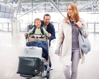 Lufthansa Mileage Pooling