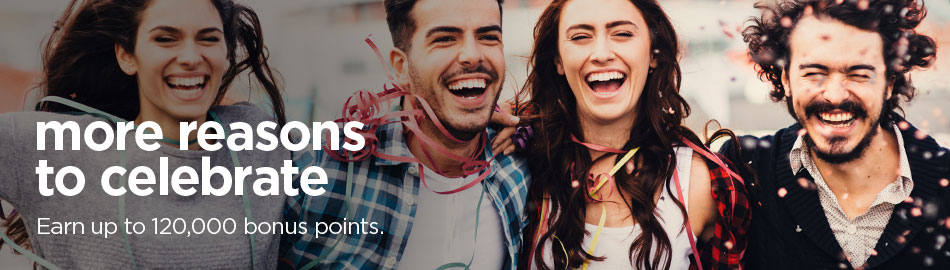 Radisson Rewards Up to 120k Bonus Points