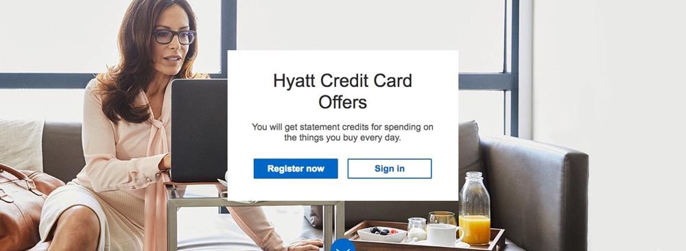 Chase Hyatt Card Offers