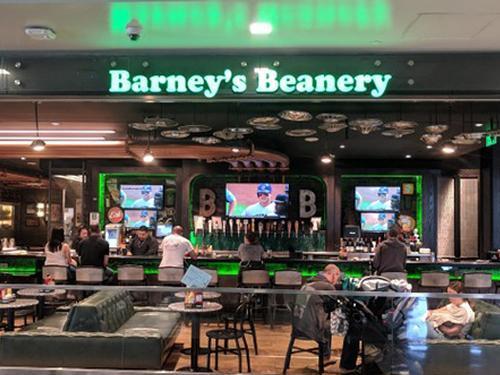 Barney's Beanery LAX