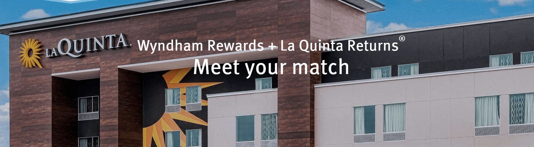Wyndham to La Quinta Status Match and points transfer