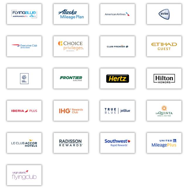 e-Rewards Travel Partners