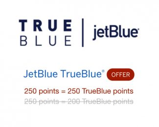 American Express Membership Rewards to jetBlue TrueBlue Transfer Bonus August and September 2018