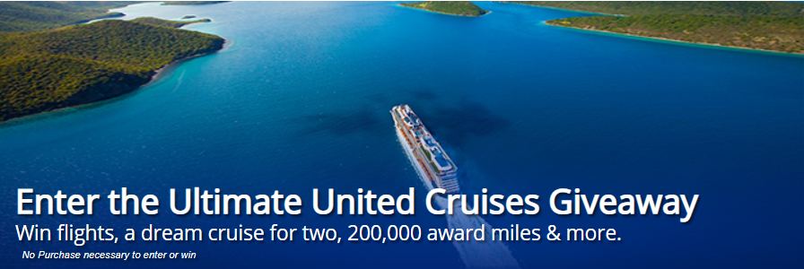 United Cruises Giveaway Sweepstakes