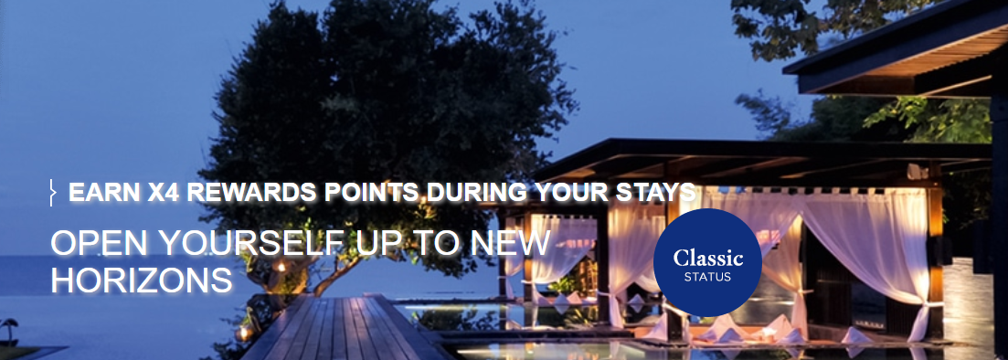 4X Accor points at new hotels