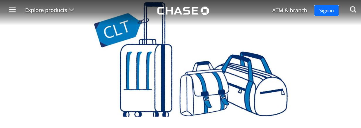 CLT Chase Pay Promotion