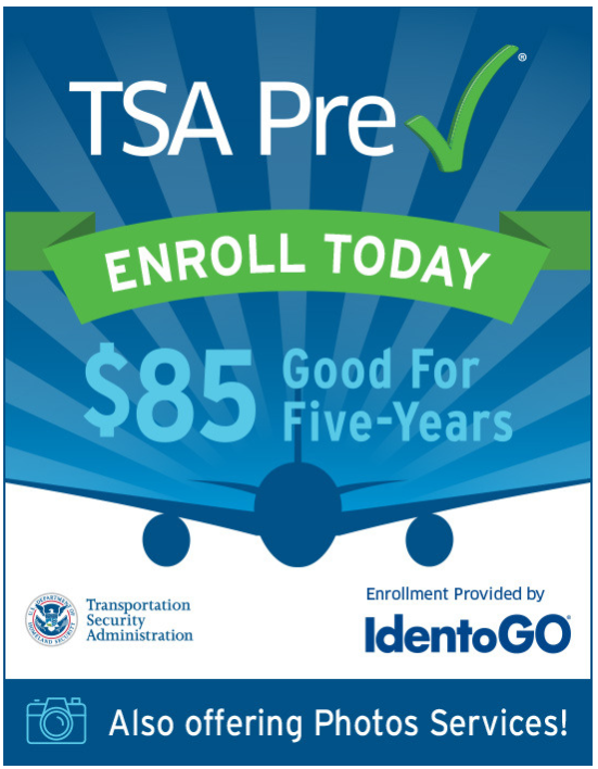 What is my tsa pre number