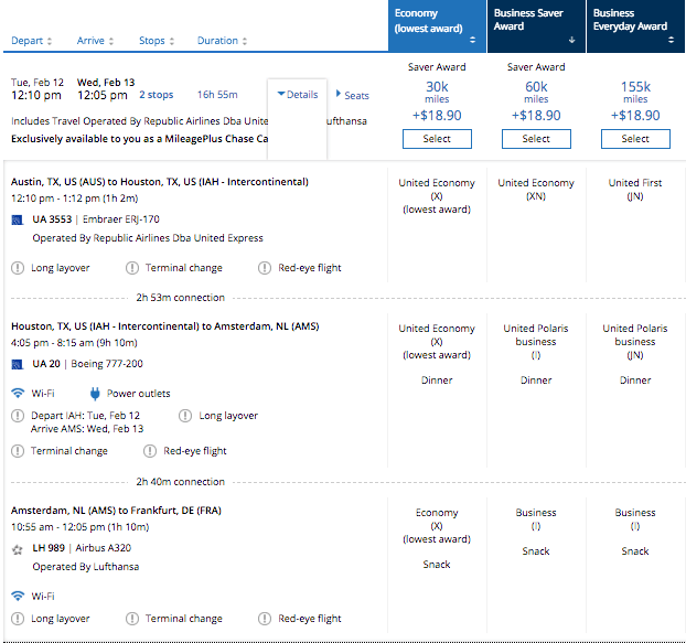 United-MileagePlus-Expanded-Award-Availability