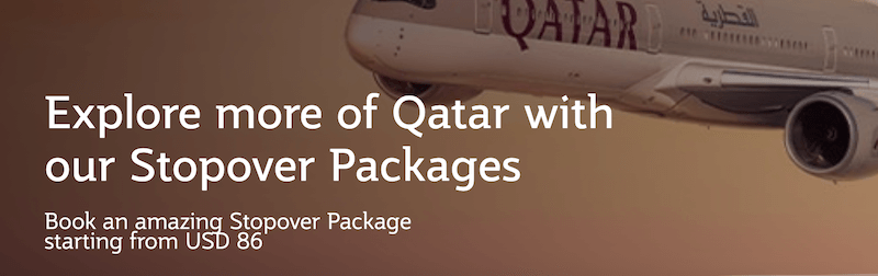Qatar-Stopover-Package