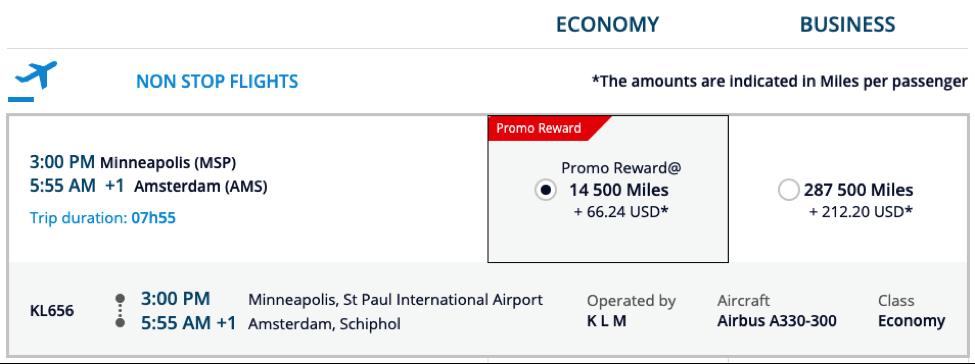 Transfer Membership Rewards to Air France-KLM Flying Blue