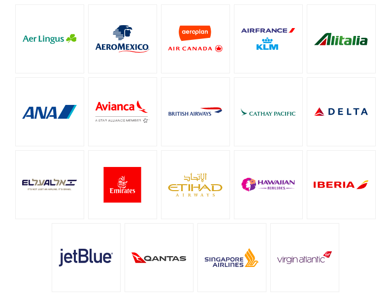 American-Express-Membership-Rewards-Airline-Transfer-Partners