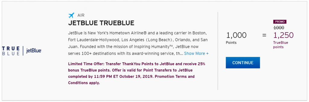 Citi-Jetblue-25-transfer-bonus-Sept-2019