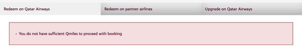 Transfer Citi ThankYou Points to Qatar Privilege Club QMiles
