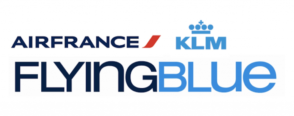 Air France KLM Flying Blue Logo