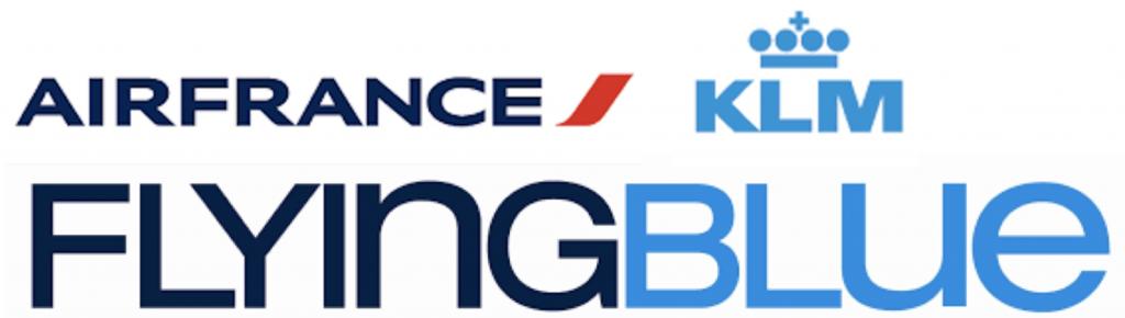 Air France KLM Flying Blue Logo