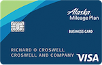 Alaska Airlines Business Credit Card