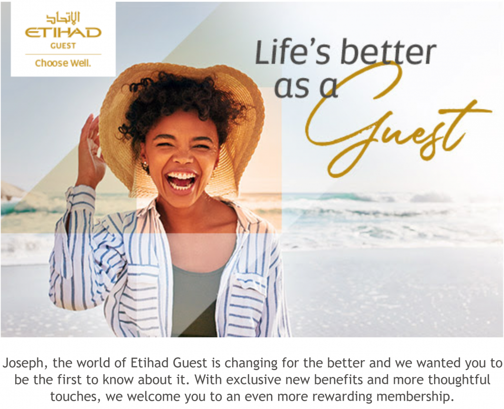 Do Etihad Guest Miles Expire?