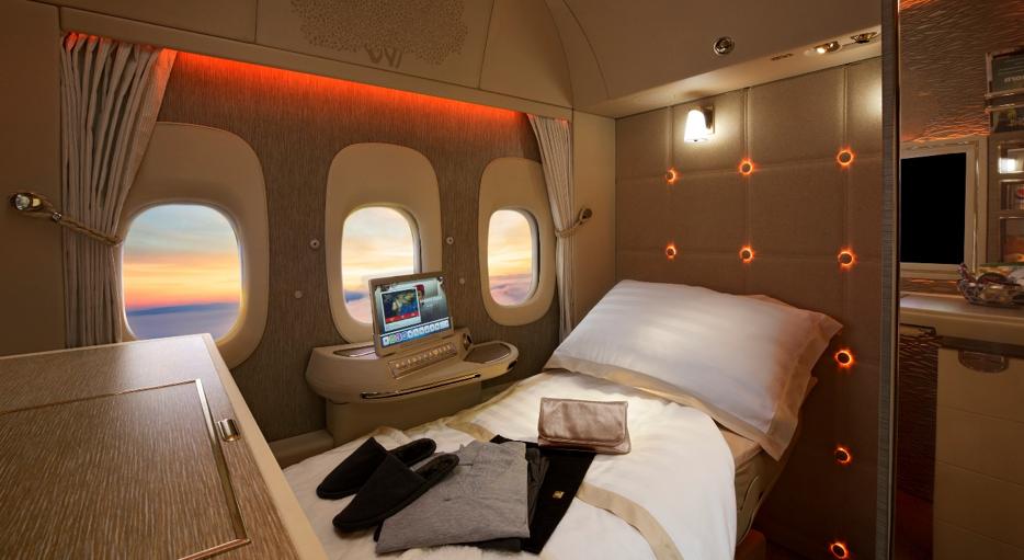 Emirates New Boeing 777 Suites