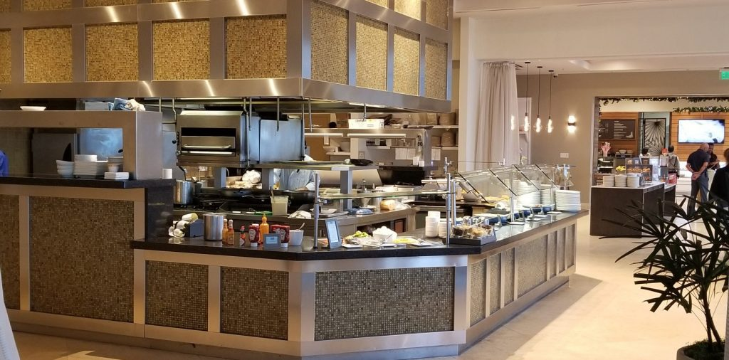 Hyatt Regency Clearwater breakfast buffet