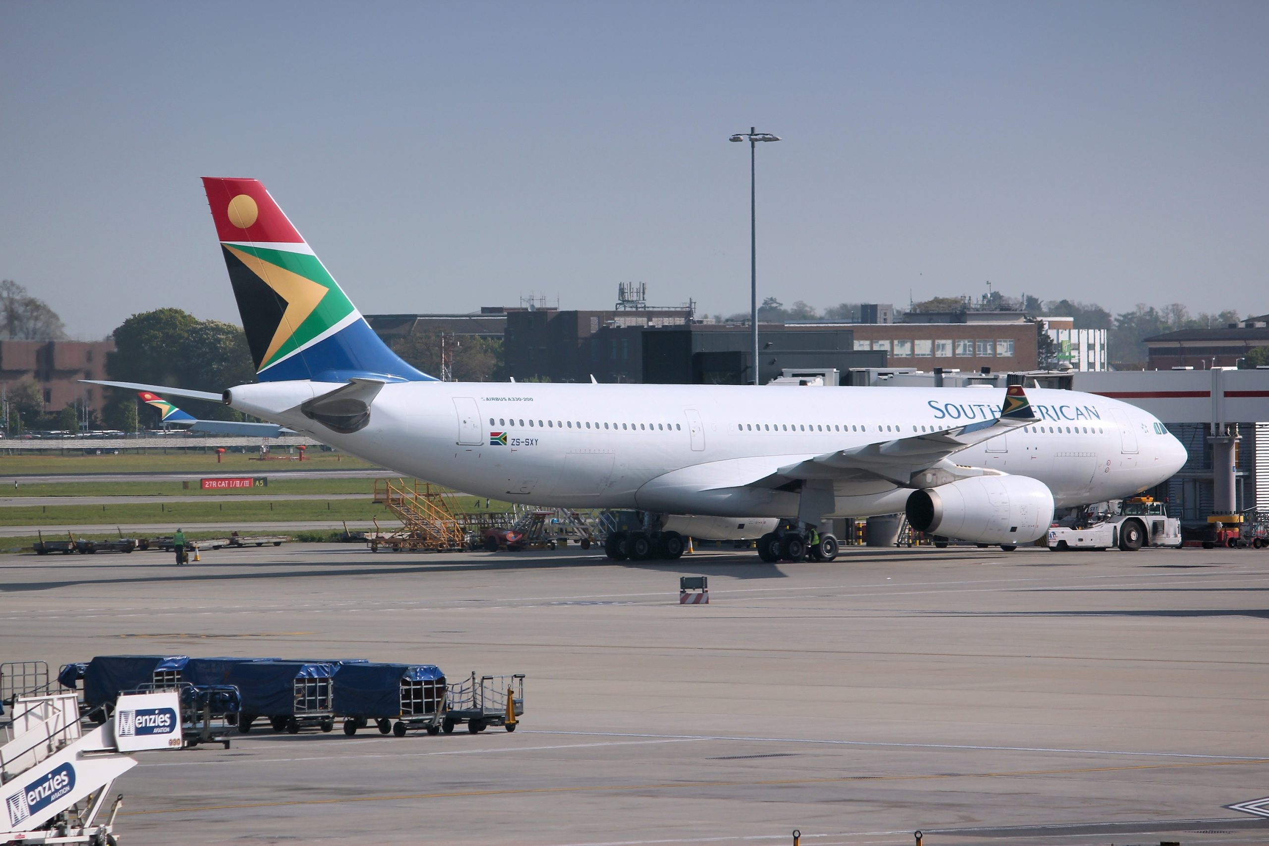 Emirates Skywards South African Airways Partnership