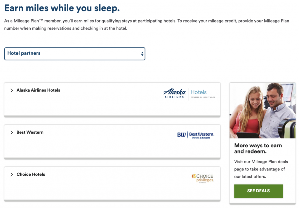 alaska-airlines-mileage-plan-hotel-partners