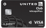 New! United Club℠ Infinite Card