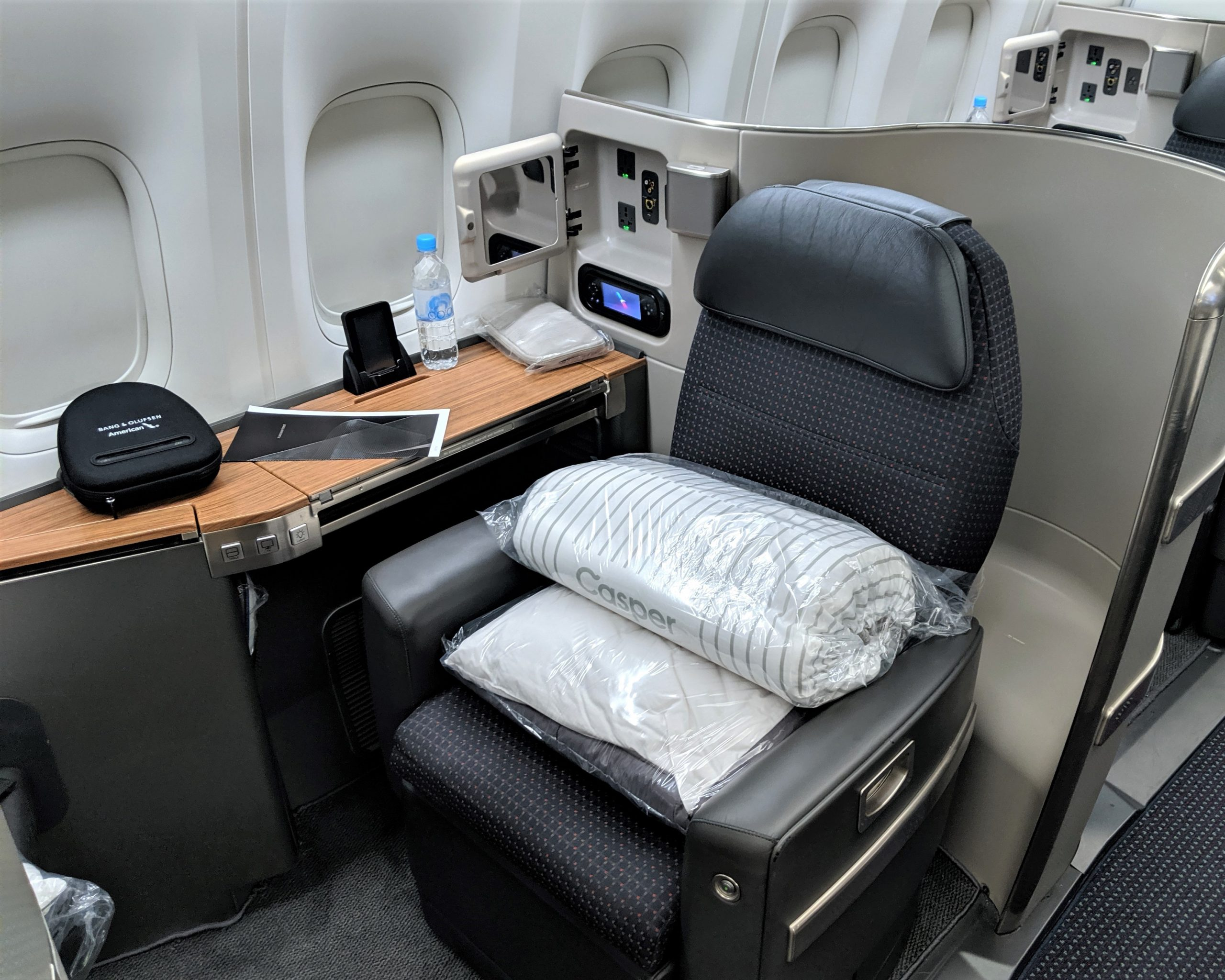 How To Fly Lie Flat First Class Seats Within The U S Awardwallet Blog