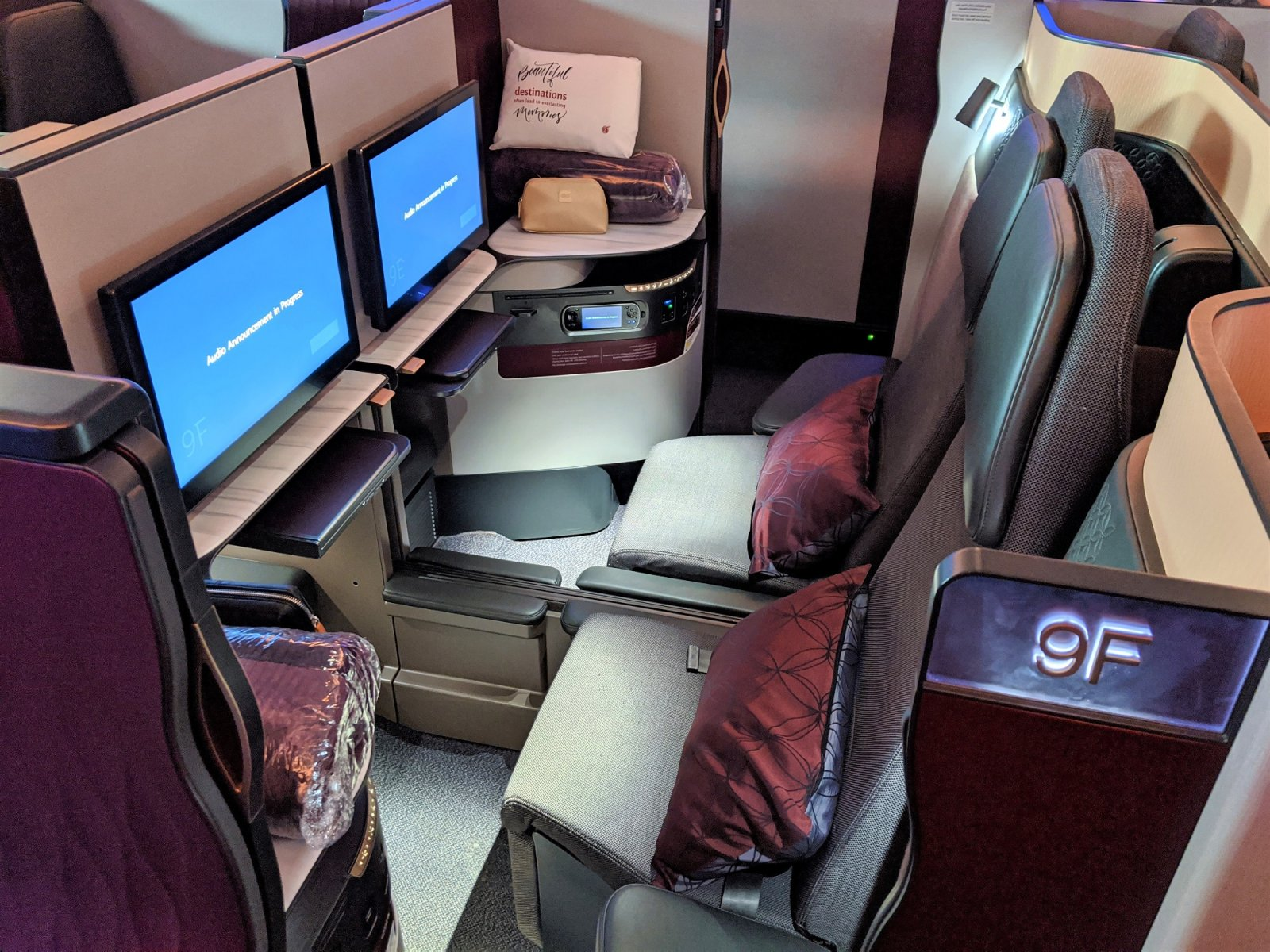 AA buy Miles Offers Can Save Money on Qatar Business class