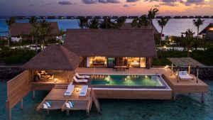Save on the Maldives by purchasing Hilton Honors points