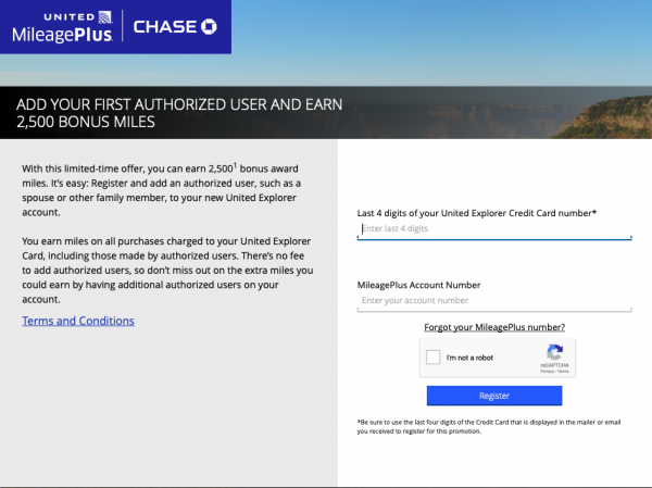 Chase 2 500 Bonus Miles For Adding Authorized User Awardwallet Blog