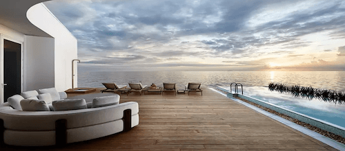 Conrad Maldives is eligible for the Hilton Free Night credit card benefit