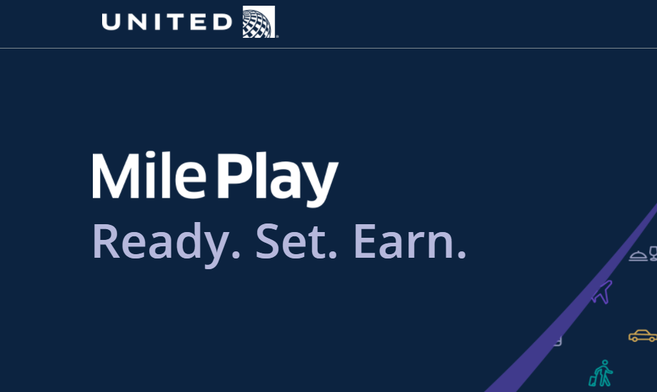 United Mile Play promotion banner