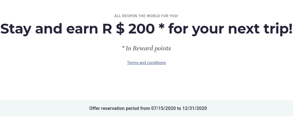 Earn 2,000 Bonus Points Accor Promotion