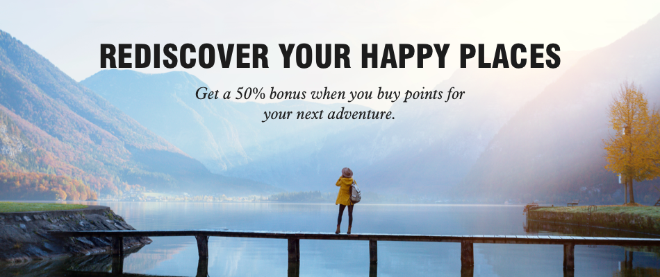 buy Marriott points promotion banner