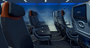 JetBlue has been blocking middle seats