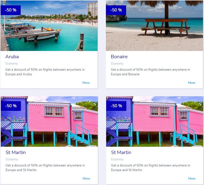 Flying Blue Promo Rewards new destinations