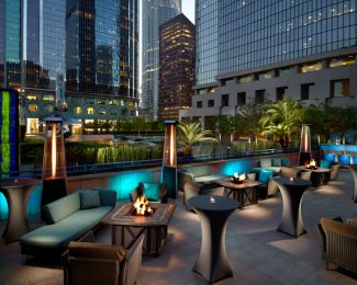 Award Credits with Omni Hotels Feature