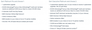 Choose your rewards with American Airlines AAdvantage elite status