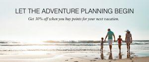 buy Marriott points promotion banner