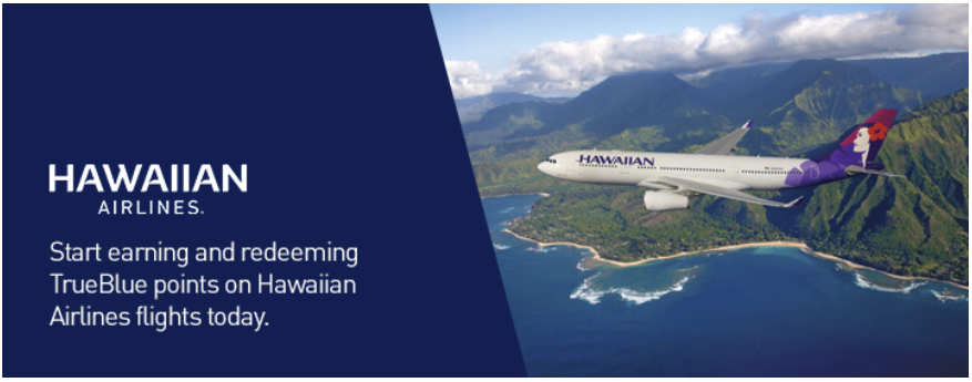 earn and use jetblue points on hawaiian airlines flights