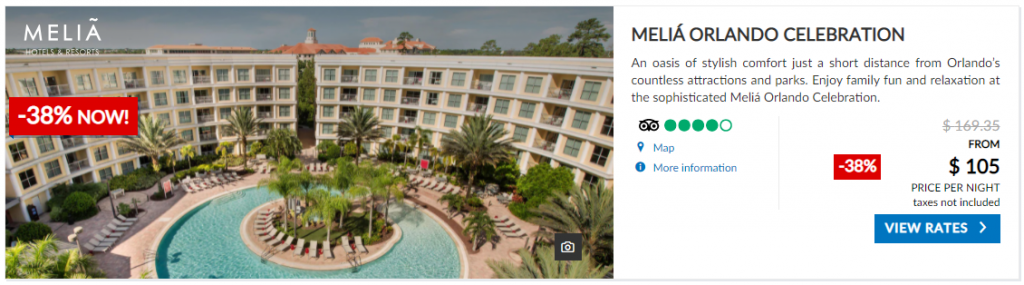Melia Hotel Orlando