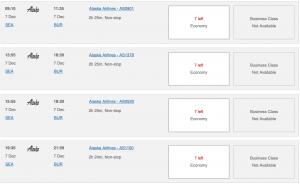 you can now book Alaska awards on British Airways' website