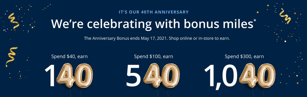 United May 2021 Shopping Portal Bonus