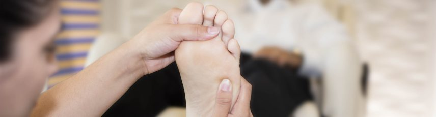 Get a foot massage through Priority Pass experiences