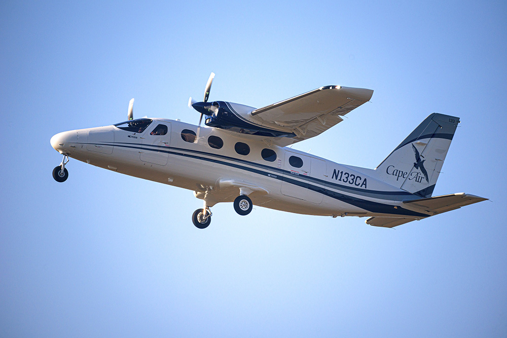Cape Air Tecnam Traveller