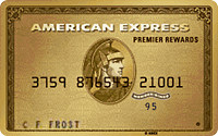American Express® Premier Rewards Gold Card