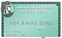 Business Green Rewards Card® from American Express OPEN
