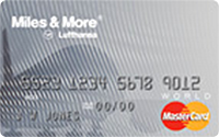 The Lufthansa Premier Miles & More World MasterCard®