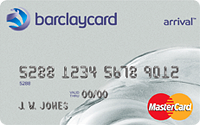 Barclaycard Arrival World MasterCard - No Annual Fee Card